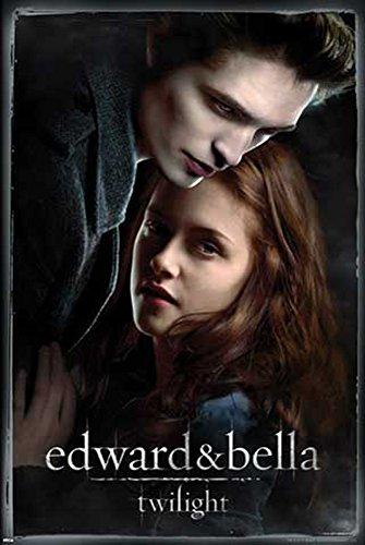 Twilight - Poster - Edward & Bella Version 2 + Ü-Poster