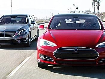 2014 Tesla Model S vs 2014 Mercedes-Benz S550!