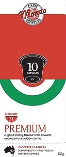 Caffe' Mondo Premium Capsules - 10 Box