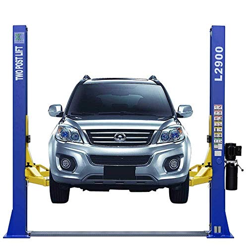 XK L2900 Car Lift 9,000 LB 2 Post Lift Car Auto Truck Hoist w/12 Month Warranty...