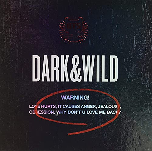 Dark & Wild Vol.1 (INCL. 102-page photobook and Two Random photocards) [Import]