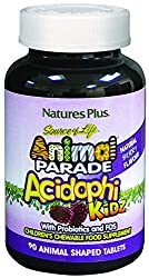Nature's Plus AcidophiKidz