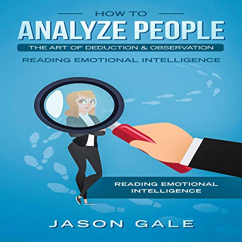 『How to Analyze People: The Art of Deduction & Observation』のカバーアート