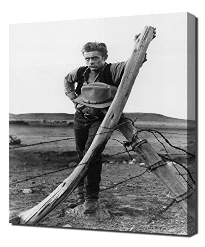 Pingoo Prints Dean, James (Giant) 7,6cm Kunstdruck, Leinwand, Mehrfarbig, 60x 90x 5cm