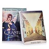NXL The Quantum Oracle Tarot Cards Guía En Inglés Adivinación Juego De Mesa Fortune para...