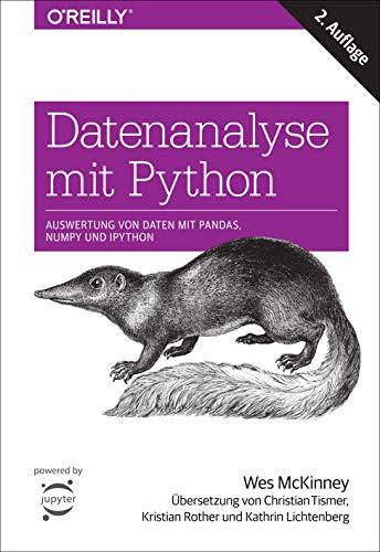 Datenanalyse mit Python: Auswertung von Daten mit Pandas, NumPy und IPython (Animals)