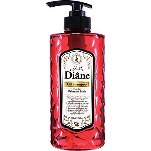 Moist Diane Oil Shampoo Volume & Scalp (Fruit Crush)...