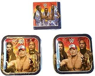 Grand Slammin' WWE Birthday Party Bundle 9