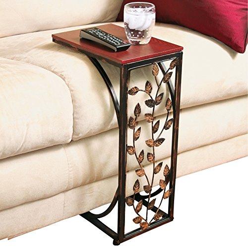 Leaf Design Sofa Side Table
