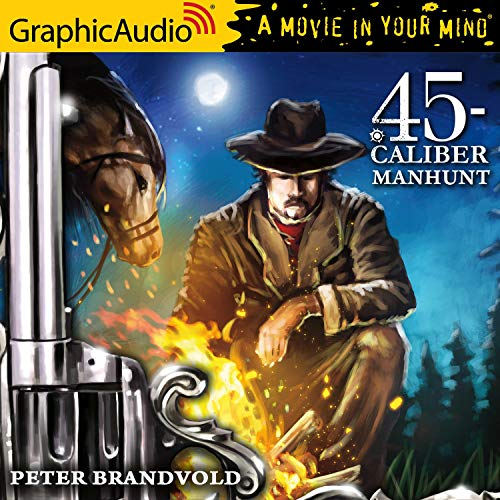 Manhunt [Dramatized Adaptation] cover art
