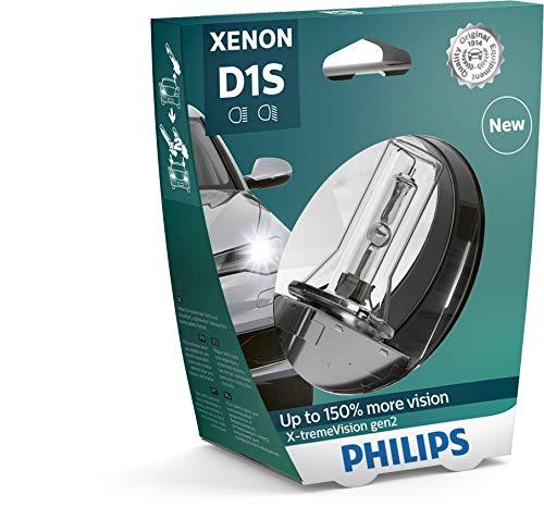 Philips 85415XV2S1 ampoule xénon X-tremeVision gen2 D1S, blister de 1