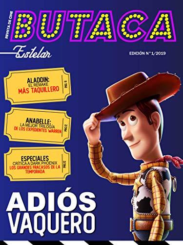 Revista Butaca Estelar (con notas): Revista de cine (uno nº 1)