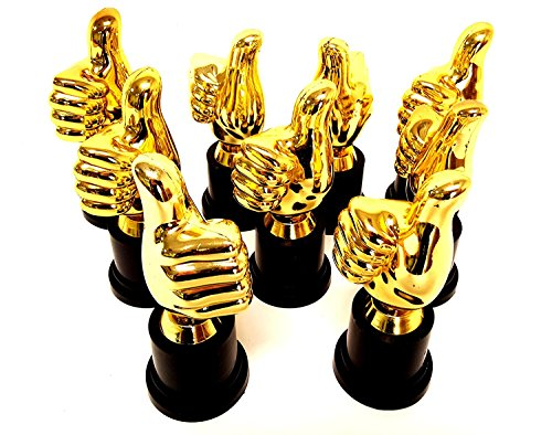 Trophy Plus Thumbs UP Award Trophies (36)