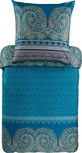 Bassetti Bettwäsche RECANATI Bluette 135x200 cm
