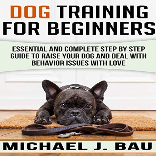 Dog Training for Beginners Titelbild