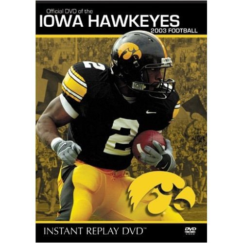 2003 Iowa Hawk Instant Replay (single disc)