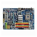 Tarjeta Madre Placa Base Ajuste Fit For Gigabyte GA-EP45-UD3L Tablero De Escritorio EP45-UD3L P45 Socket LGA 775 DDR2 ATX Computer Motherboard
