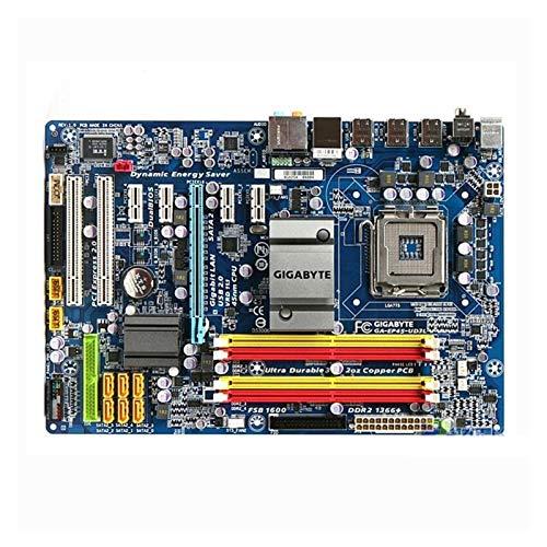 Placa Base Ajuste Fit For Gigabyte GA-EP45-UD3L Tablero De...