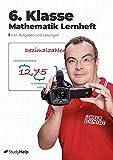 6. Klasse Mathematik Lernheft: StudyHelp und Lehrer Schmidt (Mathe mit Lehrer Schmidt: inklusive Lernvideos)