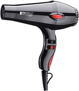 Secadores de pelo, Professional 2200W Salon Hairdryer Ionic Far Infrared, 2 Speed 3 Heat AC Motor Blow Dryer Con Boquilla de Aire (Negro)