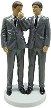 December Diamonds Wedding Figurine - Grooms