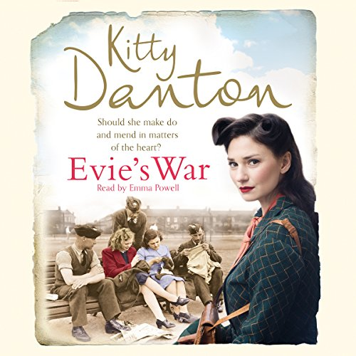 Evie's War cover art