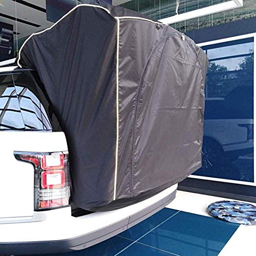 LLSS Car Camping Tent Rear Roof Outdoor Equipmentcanopy Tail Ledger Picnic Awning For Land Rover Range Rover Vogue Rear Cover Suv