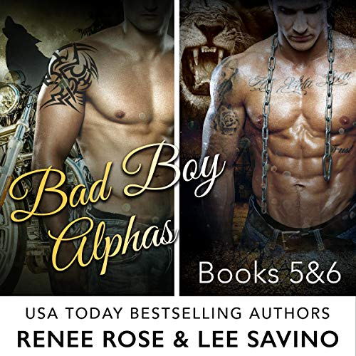 Obsession and War: Bad Boy Alphas, Books 5 & 6
