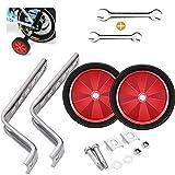 Sunshine smile 2 ruedas estabilizadoras para niños universales, ruedas de apoyo para bicicleta infantil, ruedas de apoyo para bicicleta infantil, ruedas de apoyo para bicicleta infantil.