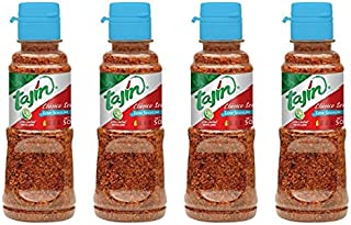 Tajin Clasico Seasoning Low Sodium, 5 Ounce (Pack of 4)