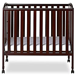 1 Dream On Me 3 In Folding Portable Baby Crib Review