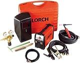 LORCH Schweißgerät Handy 160 mit WIG Montage Pack f. Elektroden- u.WIG Schweißen