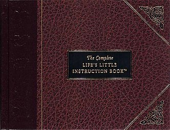 Paperback the-complete-lifes-little-instruction-book Book