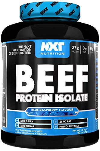 NXT Nutrition Beef Protein Isolate 1.8kg - Pineapple