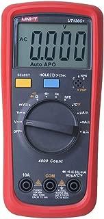 New UNI-T UT136C+ Auto Range Digital Multimeter AC/DC Resistance Frequency Meter Tester