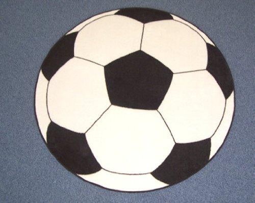 Kinderspielteppich Fußball - 2
