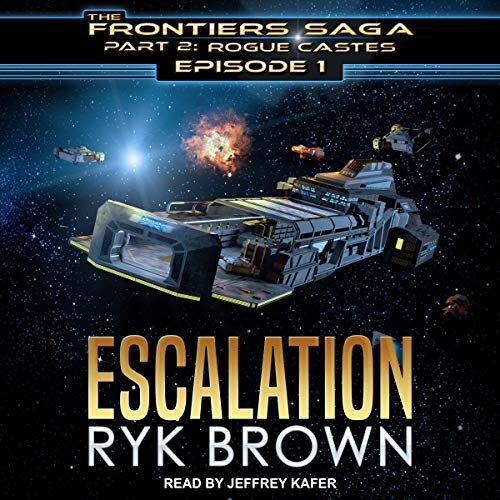 Escalation  By  cover art
