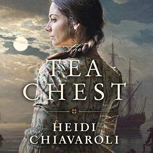 The Tea Chest Audiobook By Heidi Chiavaroli cover art