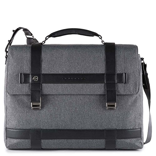 Piquadro CA4130W84, Herren Organizer-Tasche für überall, grau (Grau) - CA4130W84