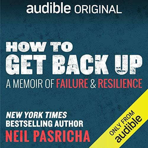 Page de couverture de How to Get Back Up