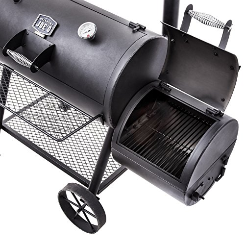 Oklahoma Joe's Highland Reverse Flow Smoker