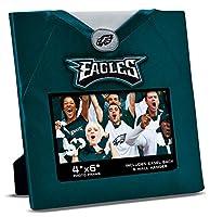 """MasterPieces NFL Philadelphia Eagles 4""""X6"""" Uniform Photo Picture Frame"""
