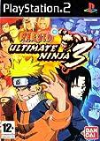 Naruto Ultimate Ninja 3 (PS2) [Importación Inglesa]