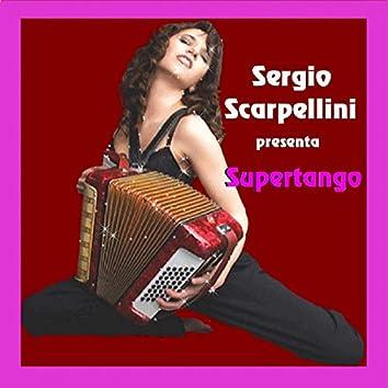 Sergio Scarpellini presenta supertango
