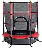 Neue Plast 1.389–Red von Teppichen mit Gummizug Displayschutzfolie, Durchmesser 140cm