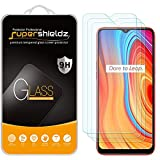 (3 Pack) Supershieldz for Realme C3 Tempered Glass Screen Protector, Anti Scratch, Bubble Free