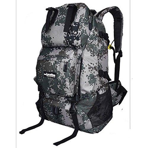 Outdoor Voyage Sac à dos ordinateur sac de Voyage randonnée sac à dos camouflage une variété de couleurs