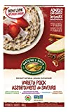 Nature's Path Variety Pack Instant Oatmeal, Healthy, Organic, 8 Pouches per Box, 14 Ounces (Pack...