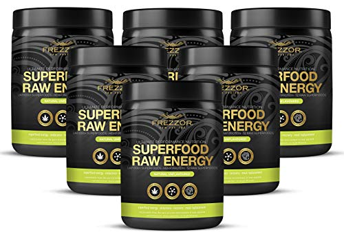 Hemp Protein Shake, 52 Superfoods & Antioxidants, Complete Protein Amino-Acids, Prebiotic & Probiotic, All-Natural & Certified, Raw Vegan Sports Performance & Recovery Nutrition Shake, 6 Pack