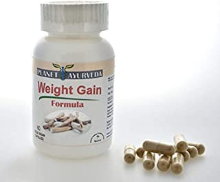 Gain Weight Pills - 60 Tablets GAIN Weight Fast. Weight Gain Plus Increase Appetite Enhancer/Appetite Stimulant Weight Gain Herbal Supplement. Safe Weight Gainer Pills for Both Men and Women